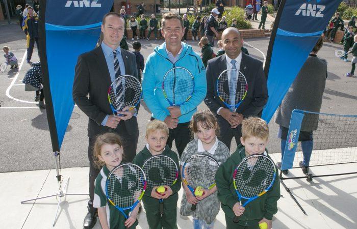 Canberra, Australia - June  05 : Tennis Australia, Tennis Hot Shots   Photo: Keegan Carroll