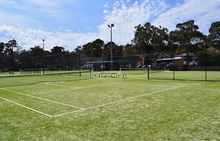 Kippax Tennis Club