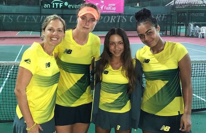 Junior Fed Cup 700 x 450