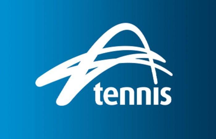 Tennis blue 1400 x 560