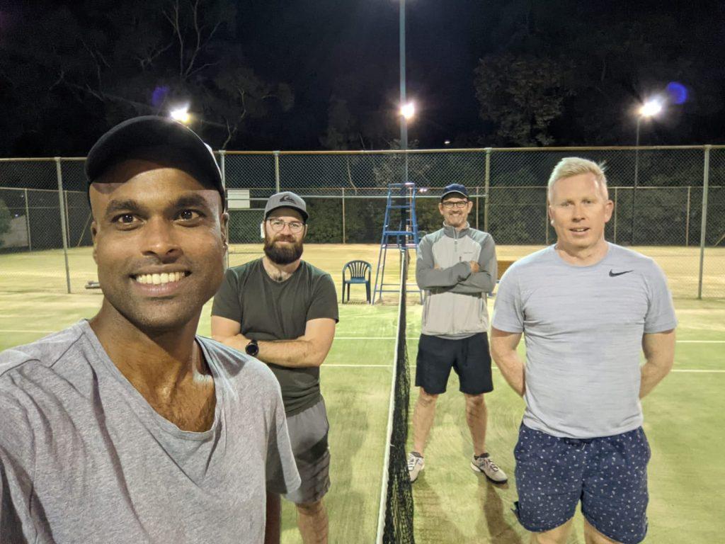 Winners - Turner Tennis Club