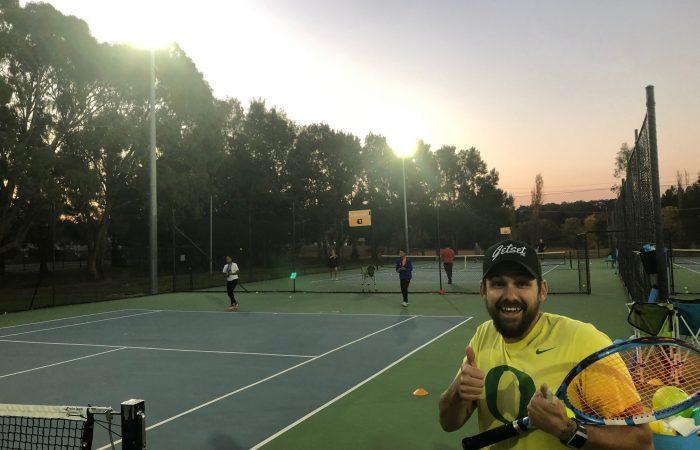 Kaleen Tennis Club
