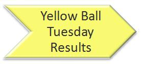 Yellow Ball Fixtures-Tuesday