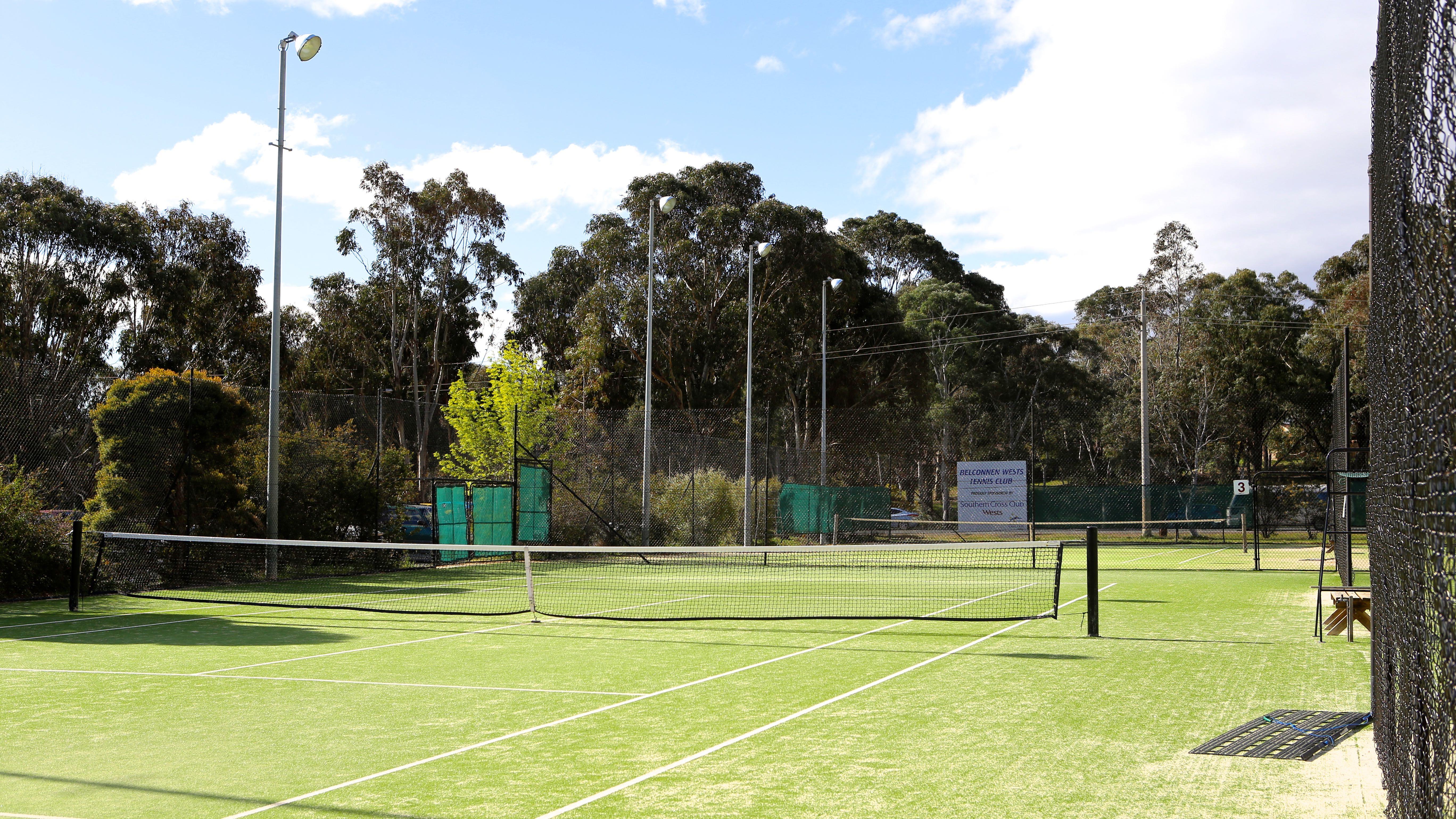 Tennis belconnen