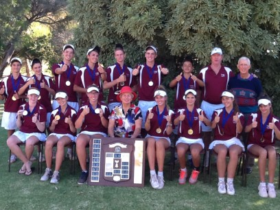 Daphne Fancutt Shield winners