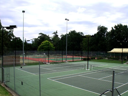 Queens Park Tennis Courts
