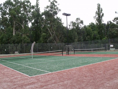 Synthetic Grass Courts 3 & 4
