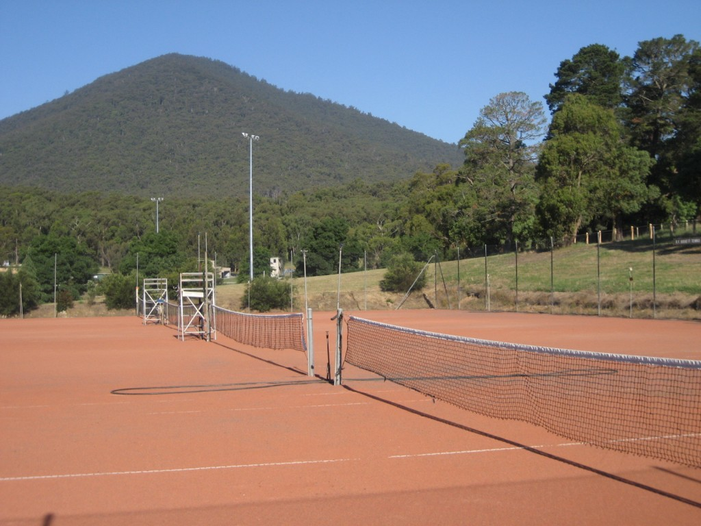 Don Road Courts