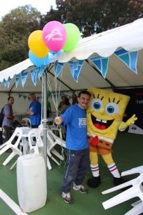 Peter with Spongebob 2