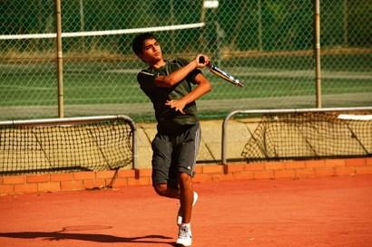 Ollie Tennis MVTC