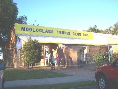 Mooloolaba Tennis Clubhouse