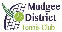 Mudgee District Tennis Club Logo