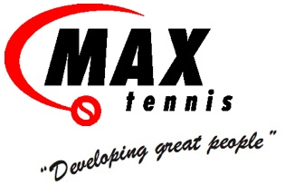 Max Tennis ... is Developing Great People
