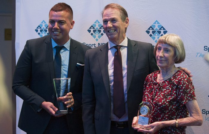23rd Feb, 2017. Curzon Hall, Sydney. The Sport NSW, NSW Sports Awards for 2016. (photo:Narrativepost.com.au)