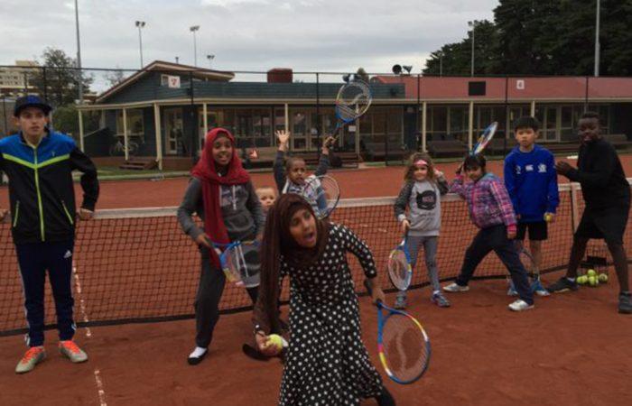 Tennis Cares