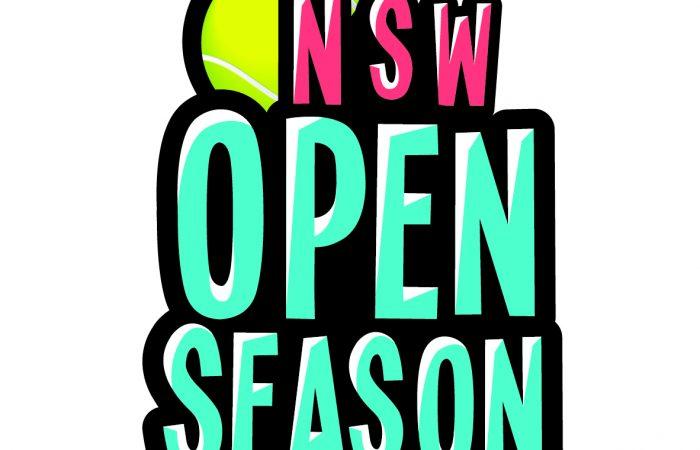 Open season logo
