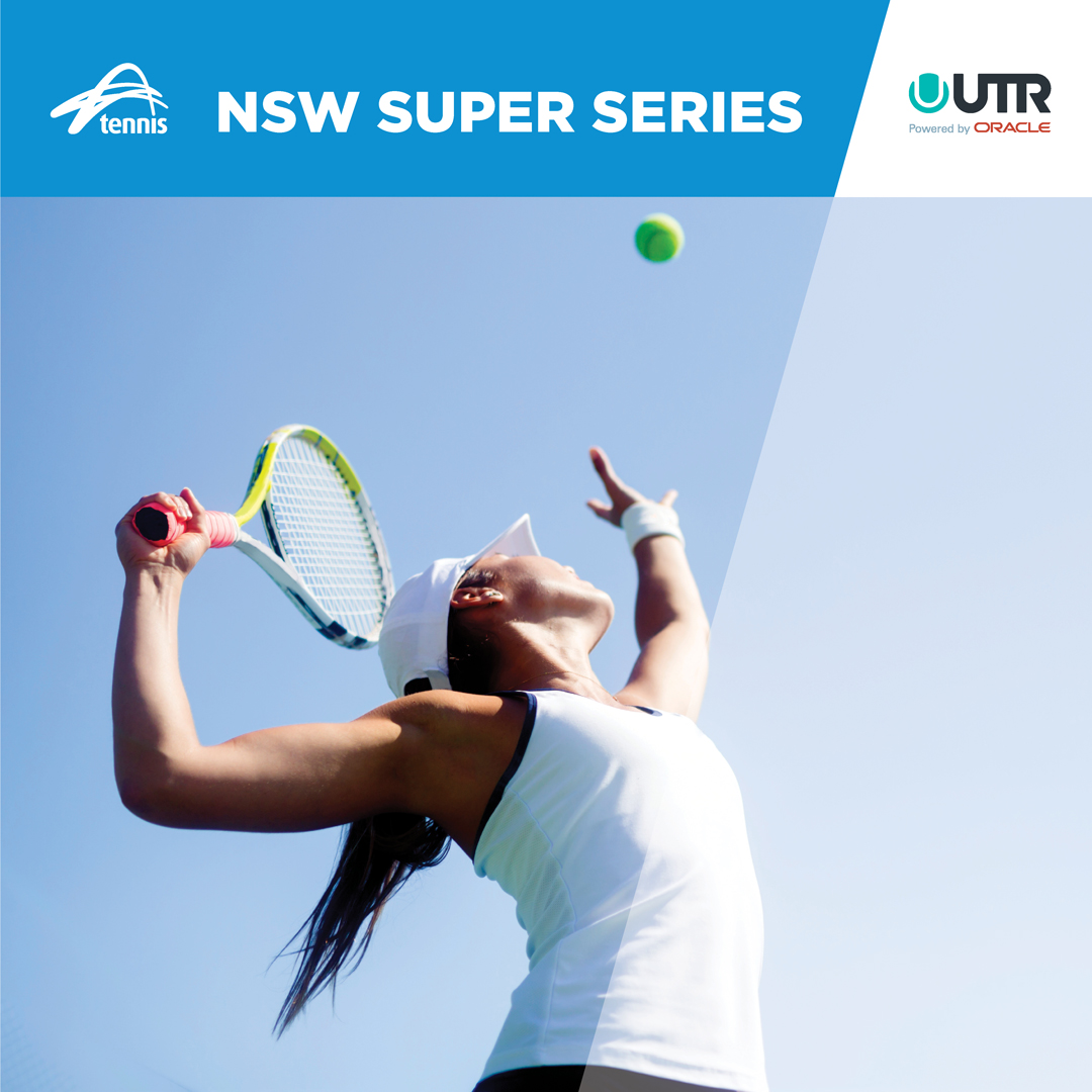 NSW Super Series   Universal Tennis Rating (UTR)   Players ...