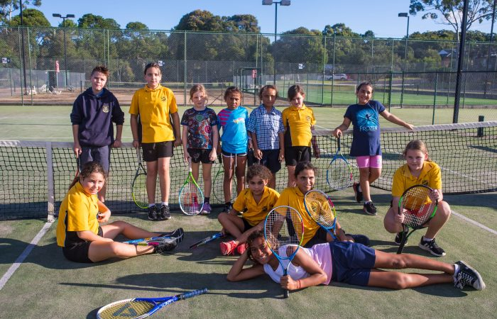 Coffs Harbour Indigenous Tennis Program