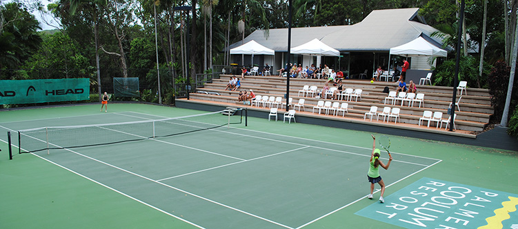 Palmer Coolum Resort Tennis Centre