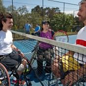wheelchair tennis Content Box