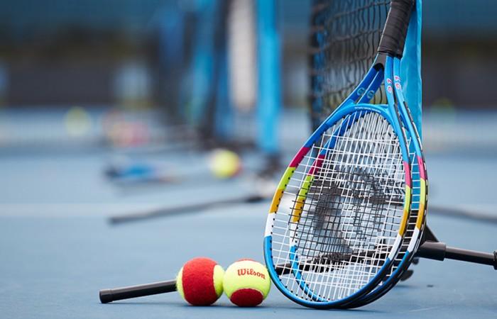 Hot Shots racquet and net_1024x768