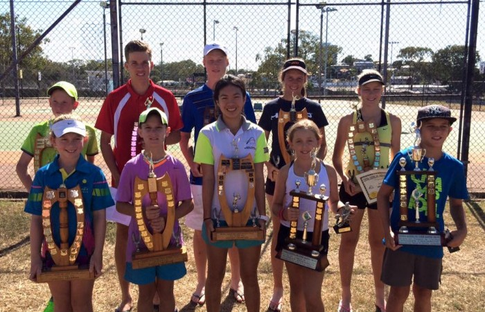 CQ Junior Masters Winners