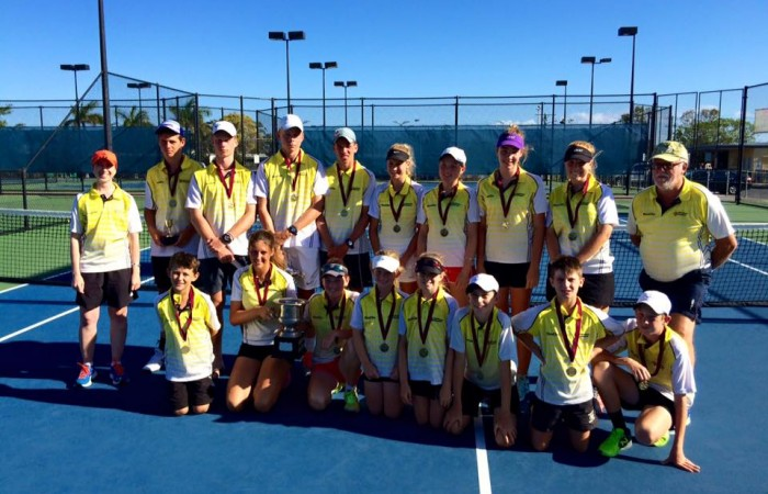 2015 QLD State JDS Finals Winners – Central & Gold Coast Tie