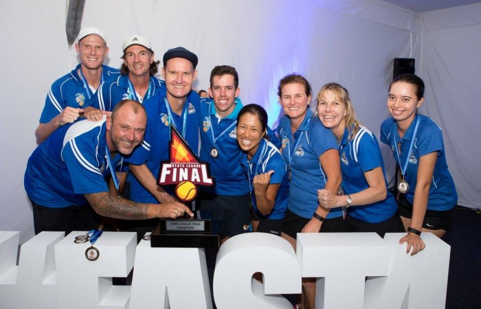 Gold Coast Seniors Giants win State League Final