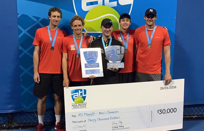 Tennis Brisbane Chargers 700x450