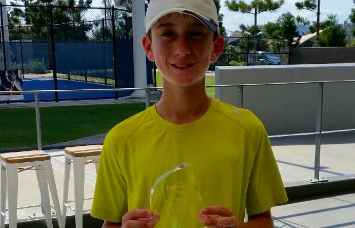 Alec Braund Wins Eddie Machin – Junior Regional Athlete of the Year Award
