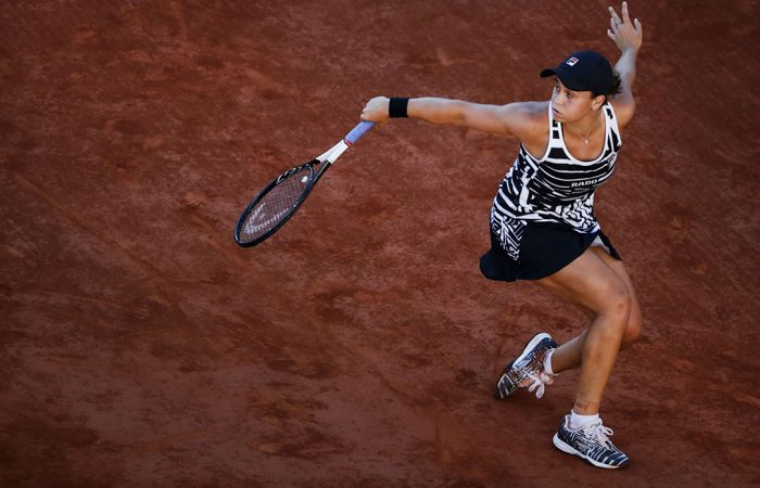 barty french open 2