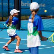 SCHOOLS CHALLENGE  2020 BRISBANE INTERNATIONAL, PAT RAFTER ARENA, BRISBANE TENNIS CENTRE, BRISBANE, QUEENSLAND, AUSTRALIA    © TENNIS PHOTO NETWORK