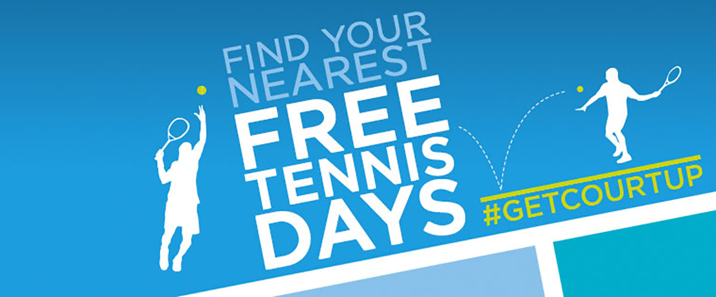 Free Tennis Day 1400x580