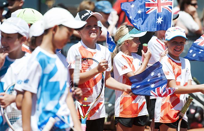 Australian Open 2014, Photo credit: Jaimi Chisholm