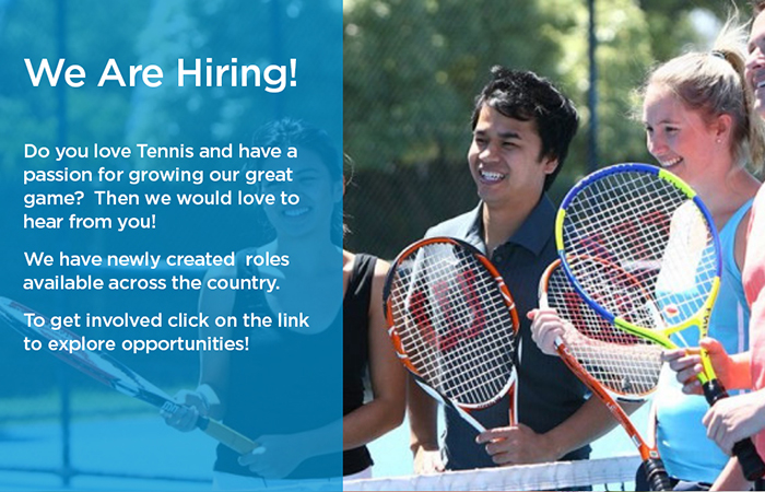 Tennis Recruitment - Adult Social 700x450