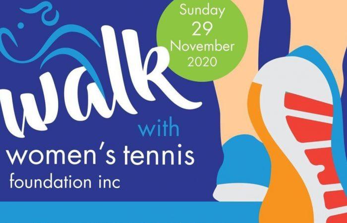 News story artwork - Women's Tennis Foundation