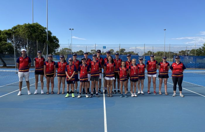 Overall teams champions - Regional South Australia