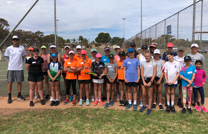 Whyalla Girls Camp