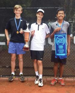 CSP1 boys triples premiership 2016