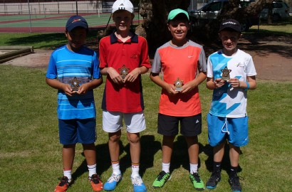 Strathalbyn Junior Age Tennis Tournament - Photo Gallery