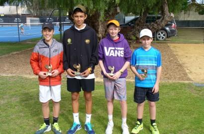 Photos | 2015 Strathalbyn Junior Age Tennis Tournament
