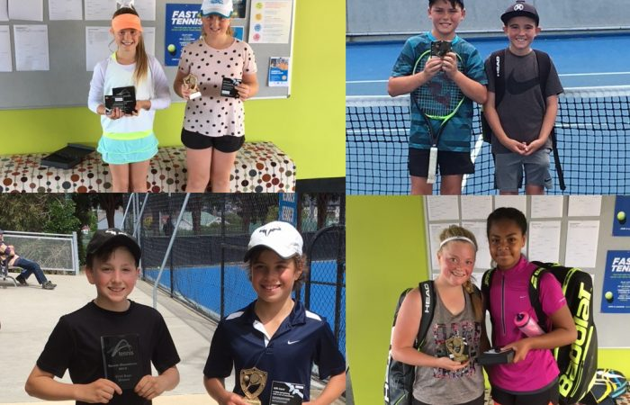 Young talent shines in Tassie Showdown