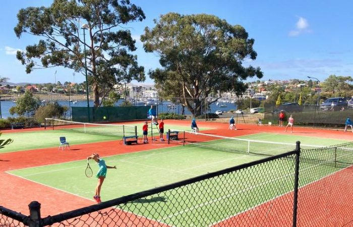 Join our Tennis Tasmania team