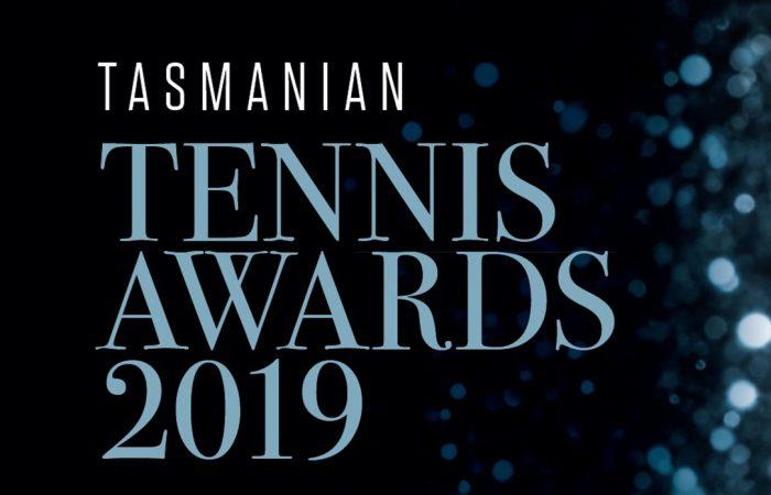 Tasmanian Tennis Awards celebrate a big year
