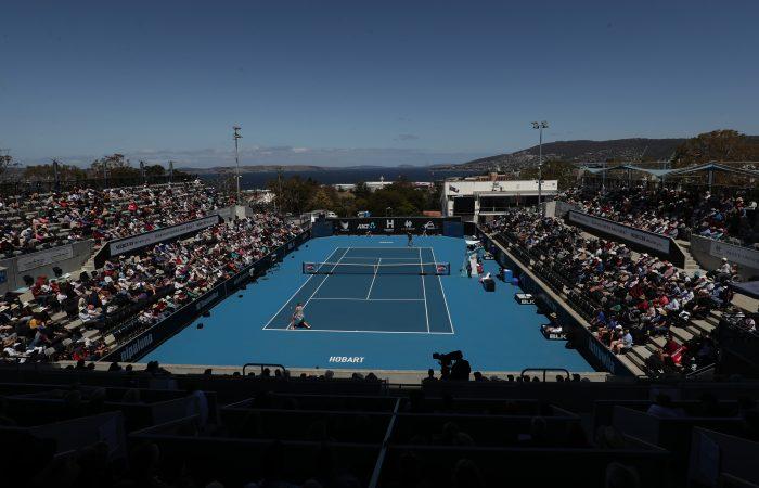 2020 Hobart International - Day 8