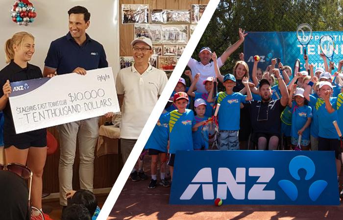 ANZ Grant winners