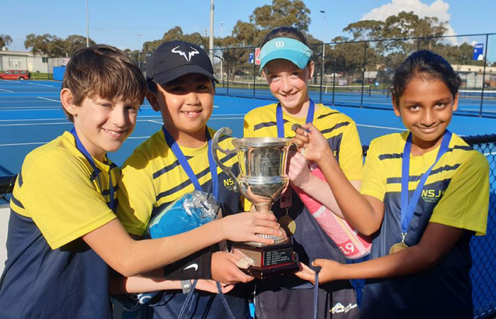 Frank Sedgman winners-North Suburban Junior