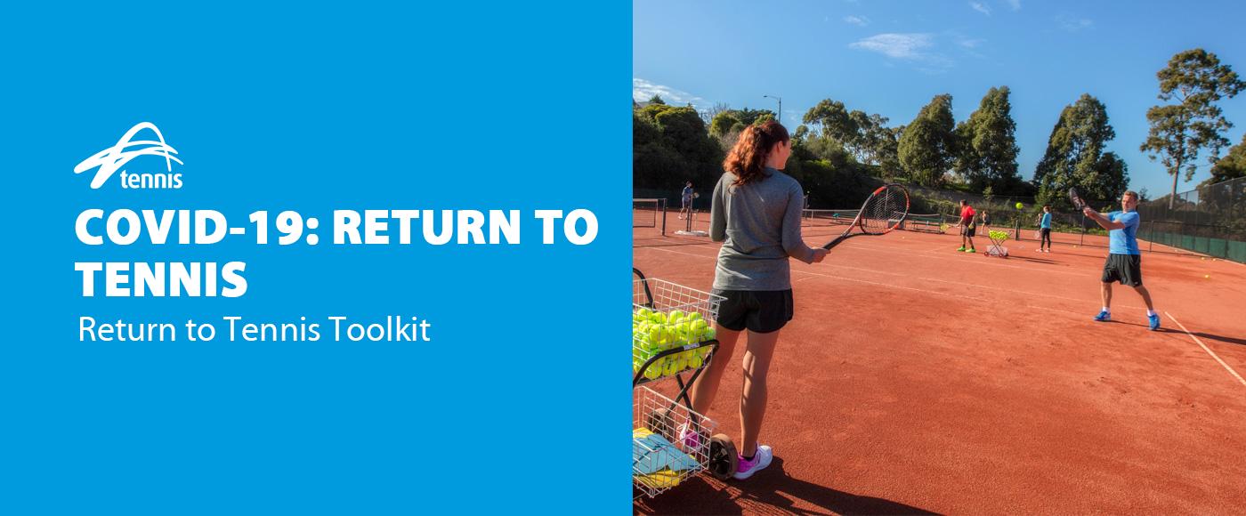 COVID-19_Return to Tennis Guidelines_ DESKTOP BANNER