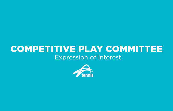Competitive Play Committee EOI