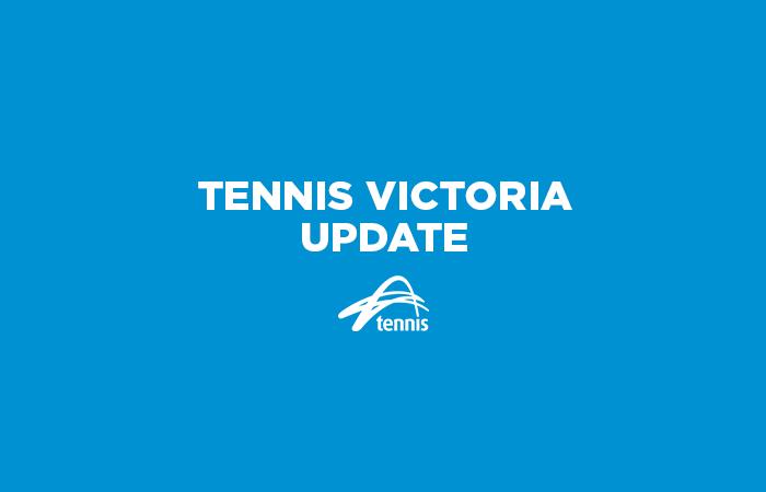 Tennis Victoria Update_AO Blue